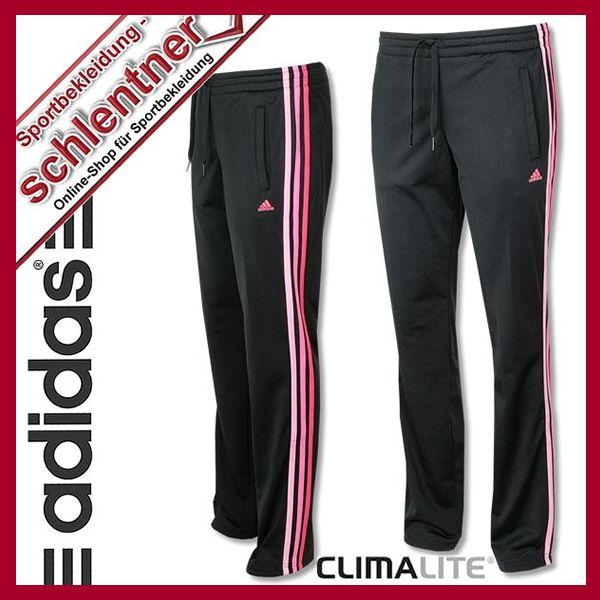 Adidas climalite hose damen schwarz